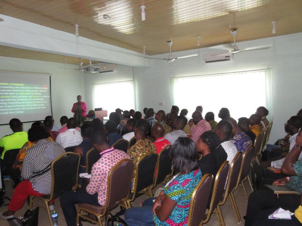 Training Workshop (ICGC-Teshie Camp 2)